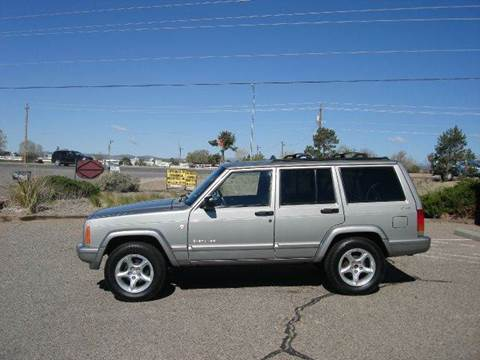 2001 Jeep Cherokee for sale at Santa Fe Auto Showcase in Santa Fe NM