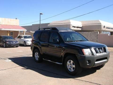 2005 Nissan Xterra for sale at Santa Fe Auto Showcase in Santa Fe NM