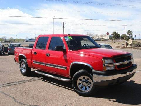 2005 Chevrolet Silverado 1500 for sale at Santa Fe Auto Showcase in Santa Fe NM