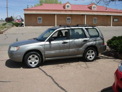 2006 Subaru Forester for sale at Santa Fe Auto Showcase in Santa Fe NM