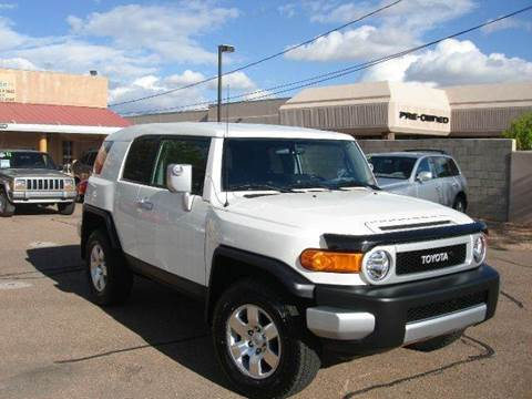 2010 Toyota FJ Cruiser for sale at Santa Fe Auto Showcase in Santa Fe NM
