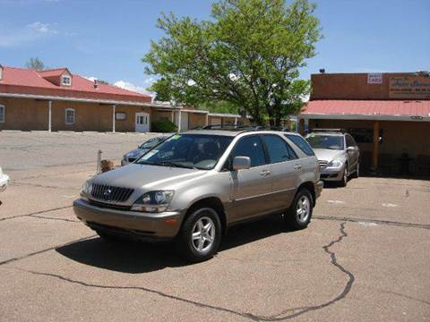 2000 Lexus RX 300 for sale at Santa Fe Auto Showcase in Santa Fe NM