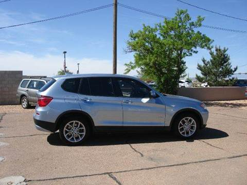 2011 BMW X3 for sale at Santa Fe Auto Showcase in Santa Fe NM