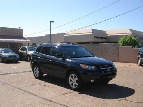 2007 Hyundai Santa Fe for sale at Santa Fe Auto Showcase in Santa Fe NM