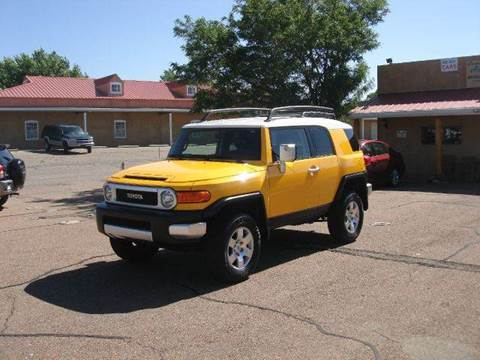 2007 Toyota FJ Cruiser for sale at Santa Fe Auto Showcase in Santa Fe NM