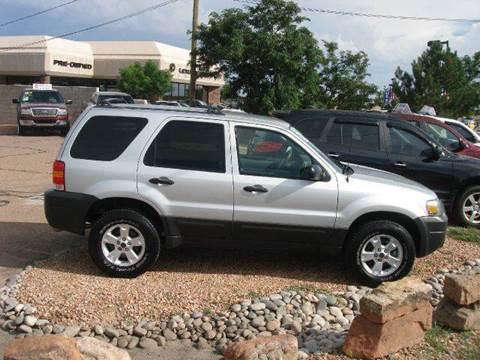 2006 Ford Escape for sale at Santa Fe Auto Showcase in Santa Fe NM