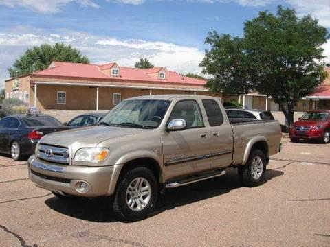 2005 Toyota Tundra for sale at Santa Fe Auto Showcase in Santa Fe NM
