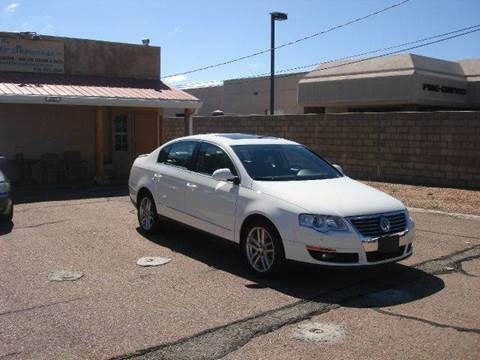 2008 Volkswagen Passat for sale at Santa Fe Auto Showcase in Santa Fe NM