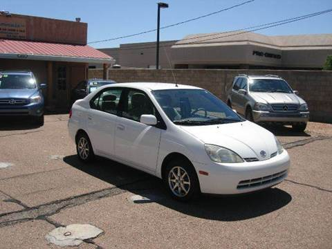 2001 Toyota Prius for sale at Santa Fe Auto Showcase in Santa Fe NM