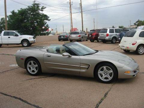 1999 Chevrolet Corvette for sale at Santa Fe Auto Showcase in Santa Fe NM