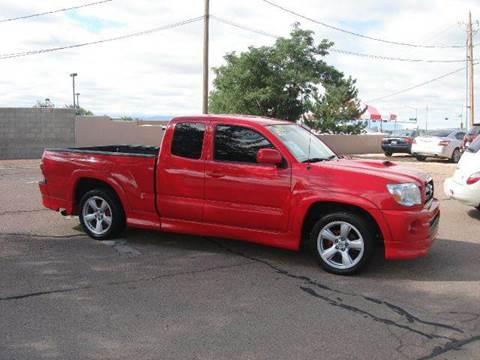 2007 Toyota Tacoma for sale at Santa Fe Auto Showcase in Santa Fe NM