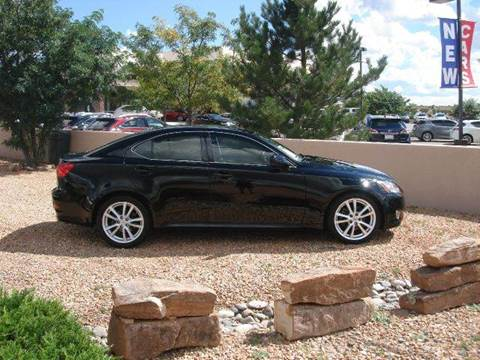 2006 Lexus IS 250 for sale at Santa Fe Auto Showcase in Santa Fe NM