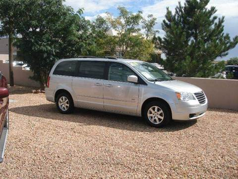 2008 Chrysler Town and Country for sale at Santa Fe Auto Showcase in Santa Fe NM
