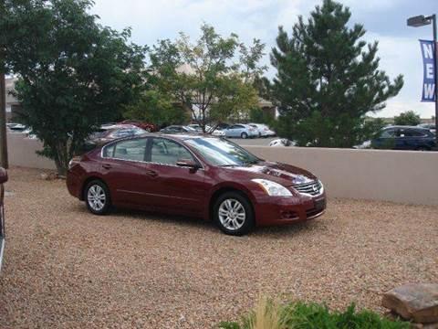 2010 Nissan Altima for sale at Santa Fe Auto Showcase in Santa Fe NM