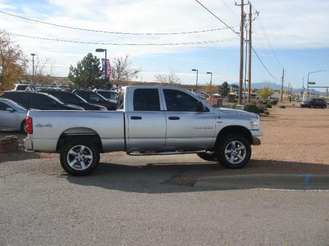 2007 Dodge Ram Pickup 1500 for sale at Santa Fe Auto Showcase in Santa Fe NM