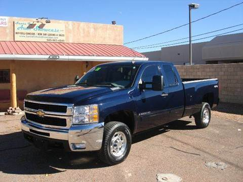 2008 Chevrolet Silverado 2500HD for sale at Santa Fe Auto Showcase in Santa Fe NM