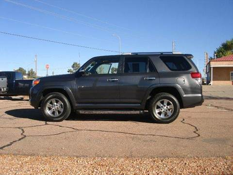 2013 Toyota 4Runner for sale at Santa Fe Auto Showcase in Santa Fe NM