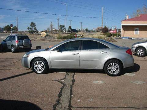 2006 Pontiac G6 for sale at Santa Fe Auto Showcase in Santa Fe NM