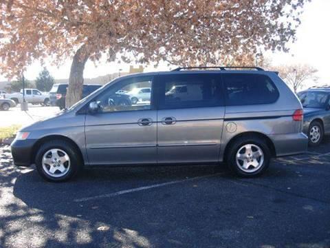 2001 Honda Odyssey for sale at Santa Fe Auto Showcase in Santa Fe NM