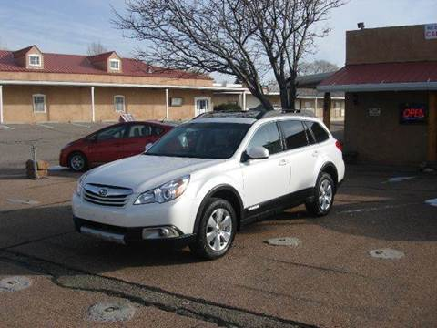 2012 Subaru Outback for sale at Santa Fe Auto Showcase in Santa Fe NM