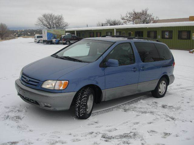 2002 Toyota Sienna for sale at Santa Fe Auto Showcase in Santa Fe NM