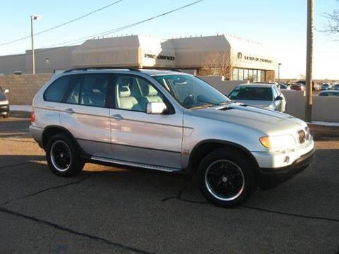 2002 BMW X5 for sale at Santa Fe Auto Showcase in Santa Fe NM