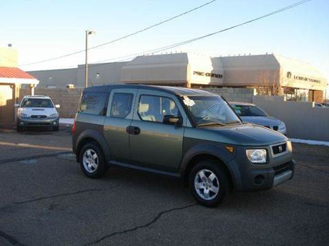 2005 Honda Element for sale at Santa Fe Auto Showcase in Santa Fe NM