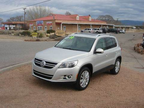 2010 Volkswagen Tiguan for sale at Santa Fe Auto Showcase in Santa Fe NM