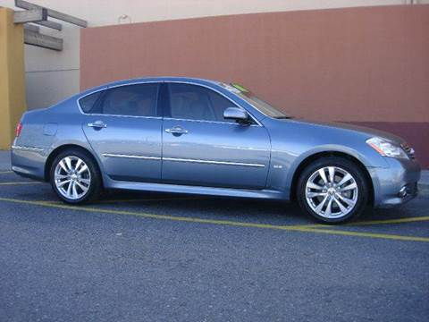 2008 Infiniti M35 for sale at Santa Fe Auto Showcase in Santa Fe NM
