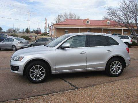 2012 Audi Q5 for sale at Santa Fe Auto Showcase in Santa Fe NM