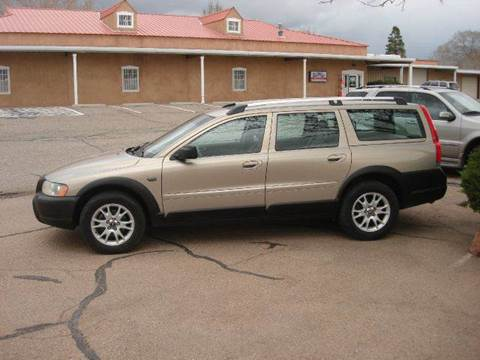 2005 Volvo XC70 for sale at Santa Fe Auto Showcase in Santa Fe NM