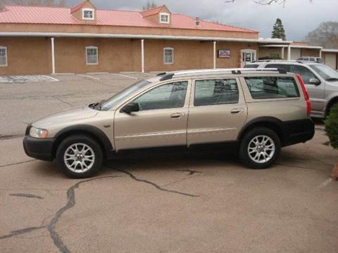 2005 Volvo XC70 for sale at Santa Fe Auto Showcase in Santa Fe NM