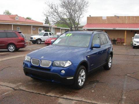 2009 BMW X3 for sale at Santa Fe Auto Showcase in Santa Fe NM