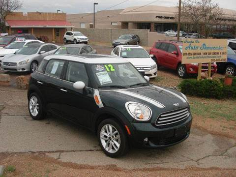2012 MINI Cooper Countryman for sale at Santa Fe Auto Showcase in Santa Fe NM