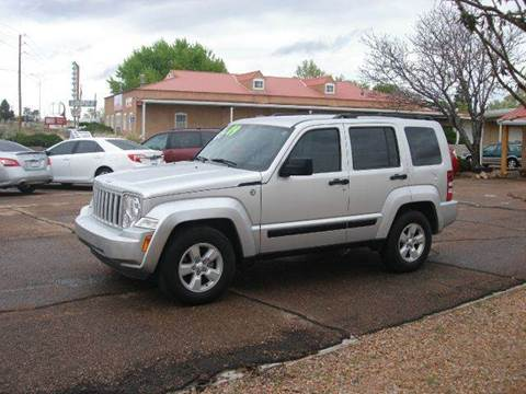 2009 Jeep Liberty for sale at Santa Fe Auto Showcase in Santa Fe NM