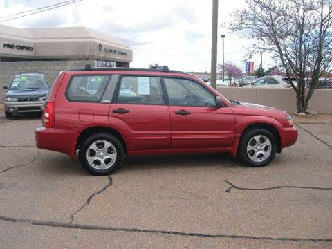 2004 Subaru Forester for sale at Santa Fe Auto Showcase in Santa Fe NM