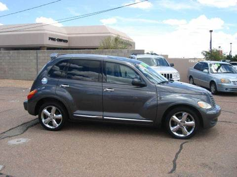 2004 Chrysler PT Cruiser for sale at Santa Fe Auto Showcase in Santa Fe NM