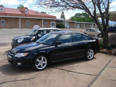 2009 Subaru Legacy for sale at Santa Fe Auto Showcase in Santa Fe NM