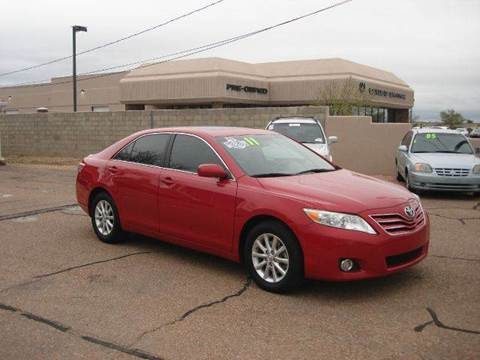 2011 Toyota Camry for sale at Santa Fe Auto Showcase in Santa Fe NM