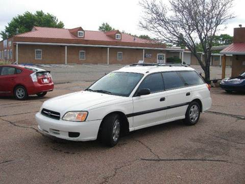 2001 Subaru Legacy for sale at Santa Fe Auto Showcase in Santa Fe NM