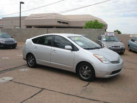 2007 Toyota Prius for sale at Santa Fe Auto Showcase in Santa Fe NM