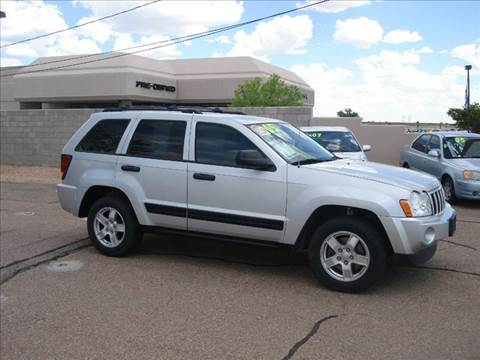 2005 Jeep Grand Cherokee for sale at Santa Fe Auto Showcase in Santa Fe NM