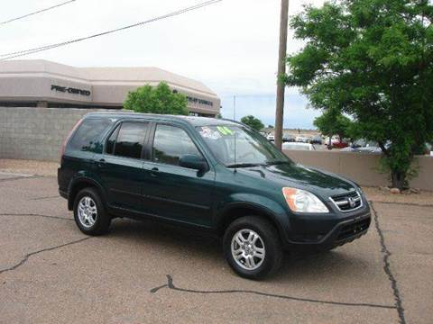 2004 Honda CR-V for sale at Santa Fe Auto Showcase in Santa Fe NM