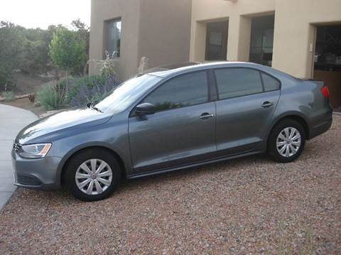 2013 Volkswagen Jetta for sale at Santa Fe Auto Showcase in Santa Fe NM