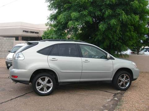 2006 Lexus RX 400h for sale at Santa Fe Auto Showcase in Santa Fe NM
