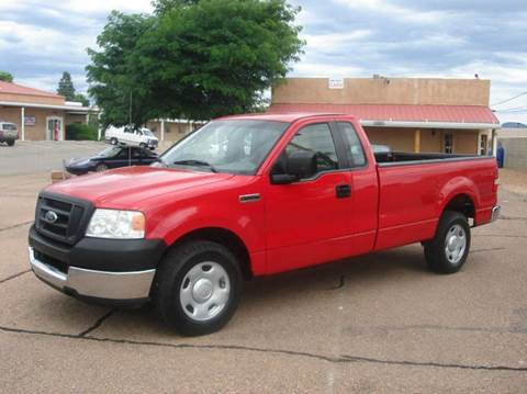 2005 Ford F-150 for sale at Santa Fe Auto Showcase in Santa Fe NM