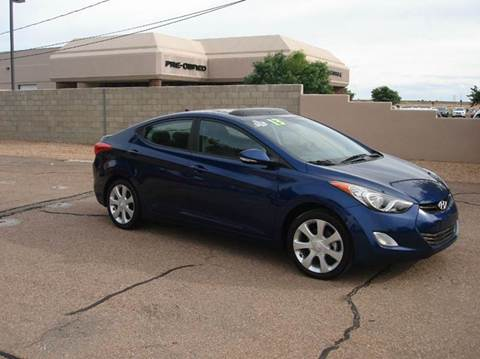 2013 Hyundai Elantra for sale at Santa Fe Auto Showcase in Santa Fe NM