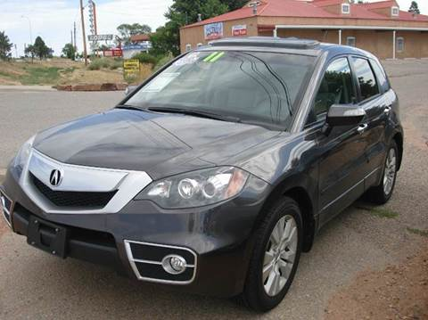 2011 Acura RDX for sale at Santa Fe Auto Showcase in Santa Fe NM