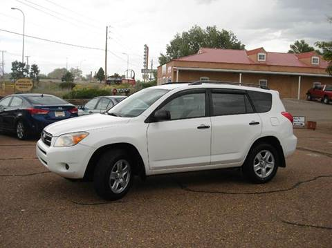 2007 Toyota RAV4 for sale at Santa Fe Auto Showcase in Santa Fe NM