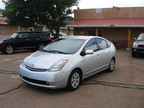 2008 Toyota Prius for sale at Santa Fe Auto Showcase in Santa Fe NM